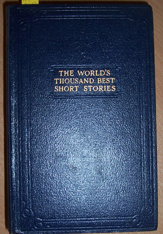 Image for Masterpiece Library of Short Stories: The World's Best Short Stories: French  and French Belgian (Vols 5 & 6)