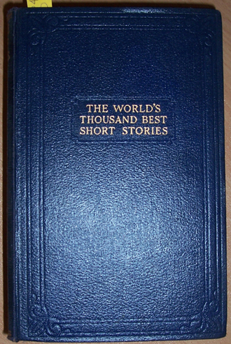 Image for Masterpiece Library of Short Stories: The World's Best Short Stories: English (Vols 7 & 8)