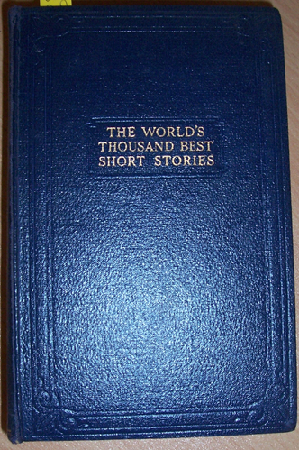 Image for Masterpiece Library of Short Stories: The World's Best Short Stories: Old German, Spanish and Potuguese (Vols 17 & 18)