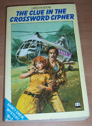 Image for Clue in the Crossword Cipher, The (Nancy Drew No. 5)