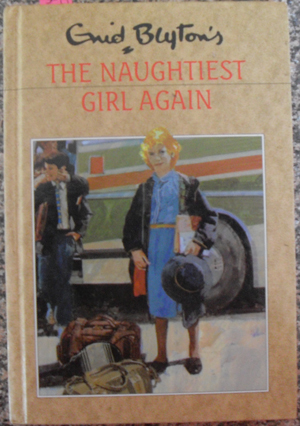 Image for Naughtiest Girl Again, The