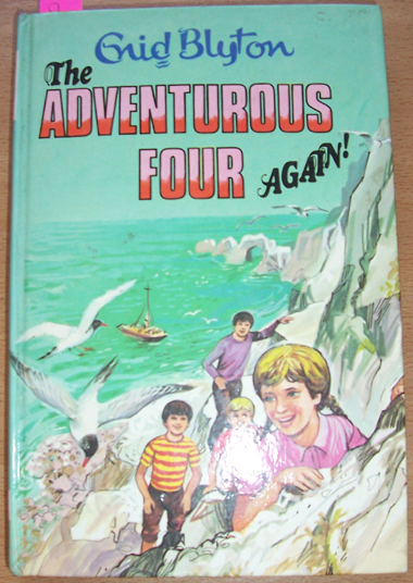 Image for Adventurous Four Again, The