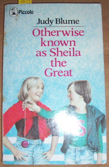 Image for Otherwise Known As Sheila the Great