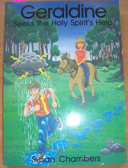 Image for Geraldine Seeks the Holy Spirit's Help