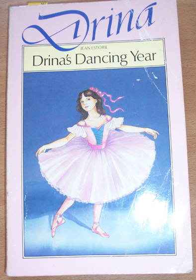 Image for Drina's Dancing Year