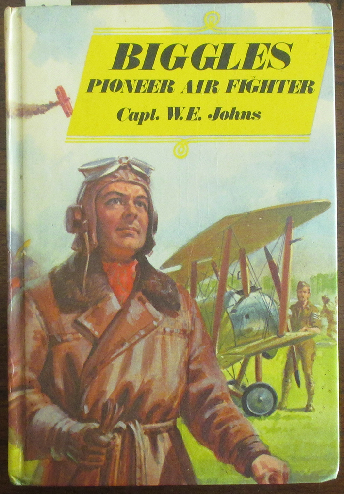 Image for Biggles Pioneer Air Fighter