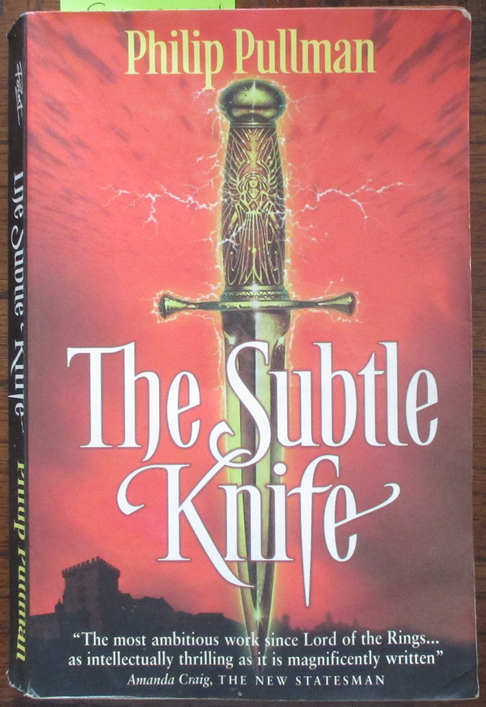 Image for Subtle Knife, The: His Dark Materials (Book #2)