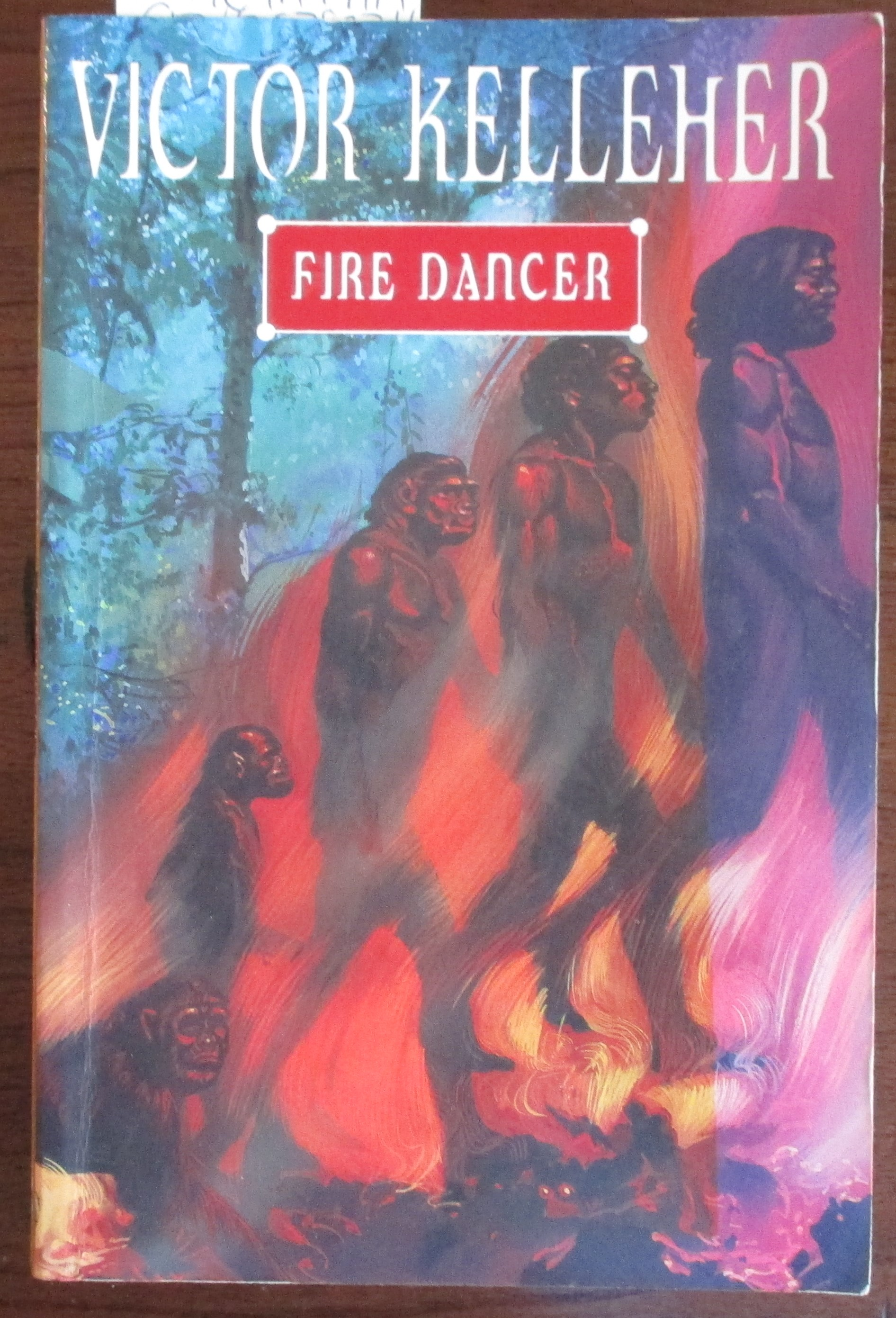 Image for Fire Dancer