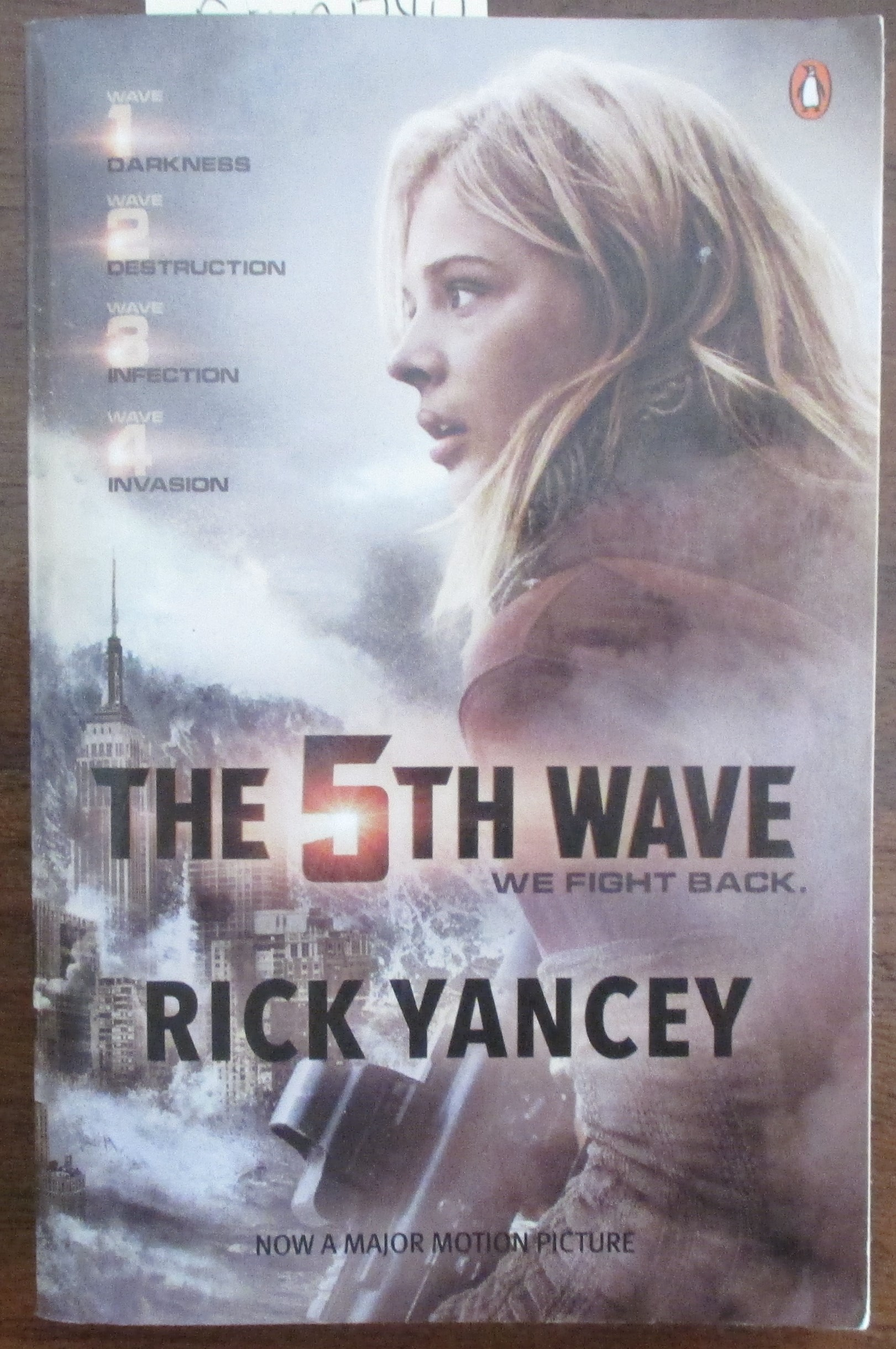 Image for 5th Wave, The: The 5th Wave Series #1