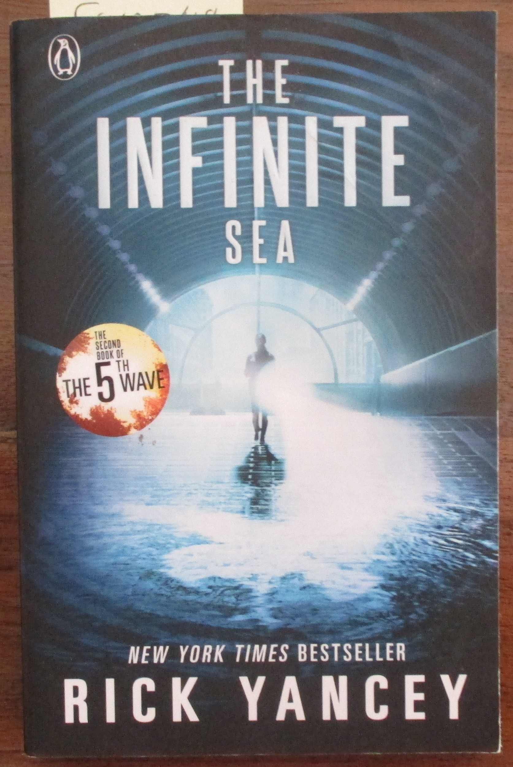 Image for Infinite Sea, The: The 5th Wave Series #2