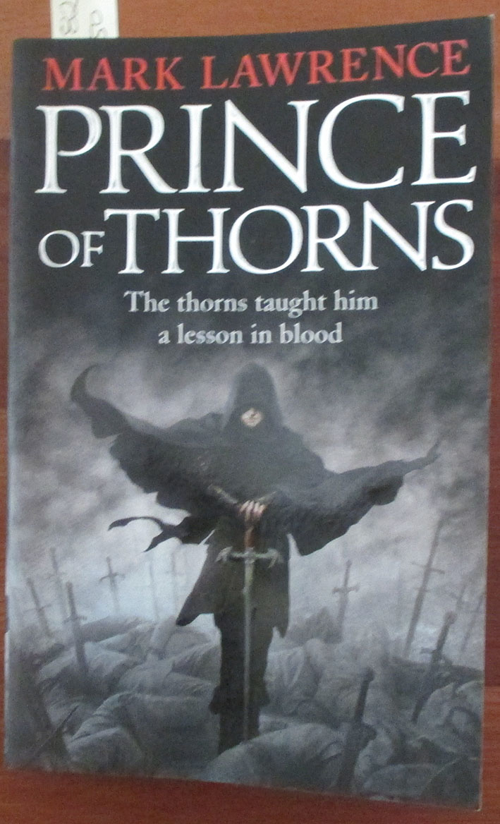 Image for Prince of Thorns