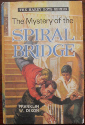 Image for Mystery of the Spiral Bridge, The: The Hardy Boys Series #8