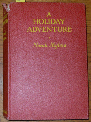 Image for Holiday Adventure, A