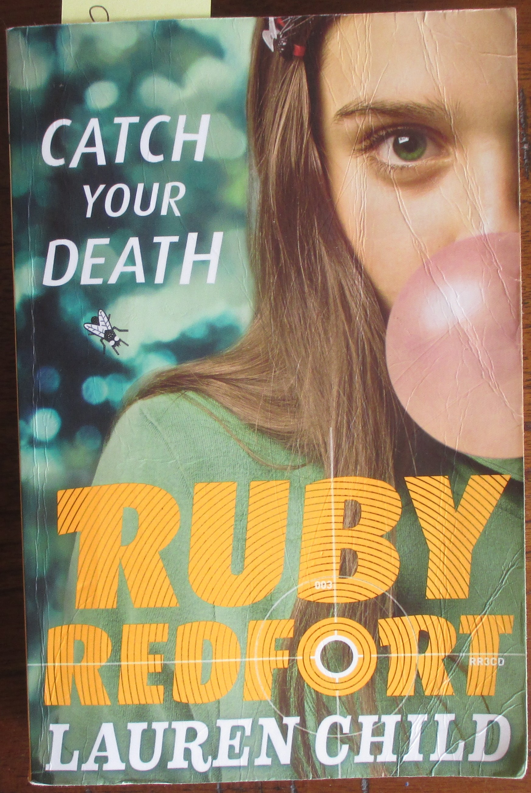 Image for Catch Your Death: Ruby Redfort #3