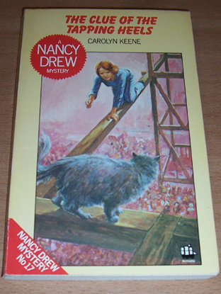 Image for Clue of the Tapping Heels, The (Nancy Drew No. 17)