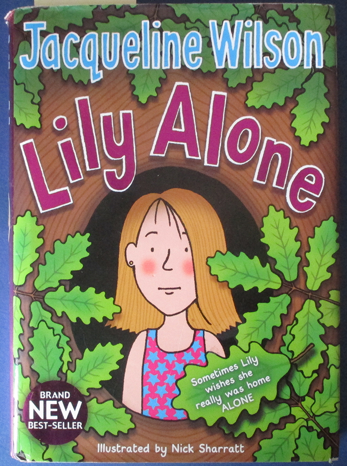 Image for Lily Alone