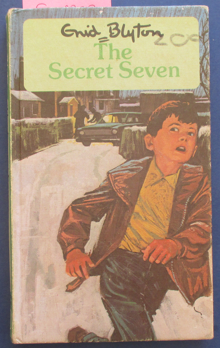 Image for Secret Seven, The: The Secret Seven (#1)