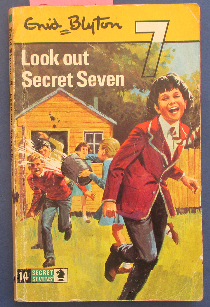 Image for Look Out Secret Seven: The Secret Seven (#14)