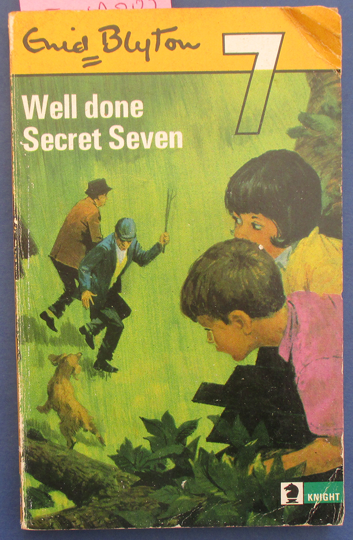 Image for Well Done Secret Seven: The Secret Seven (#3)