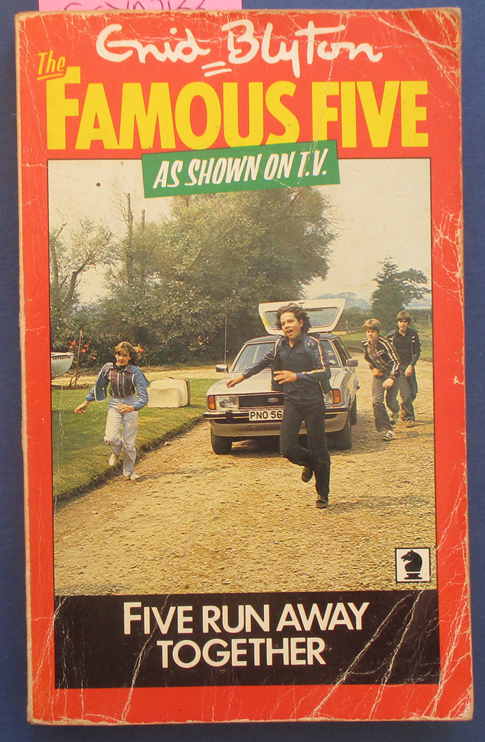 Image for Five Run Away Together: The Famous Five (#3)