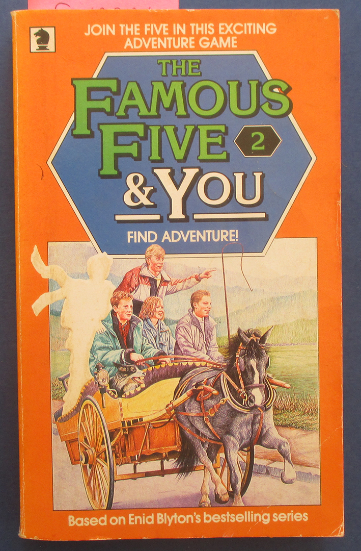 Image for Famous Five and You, The (#2)