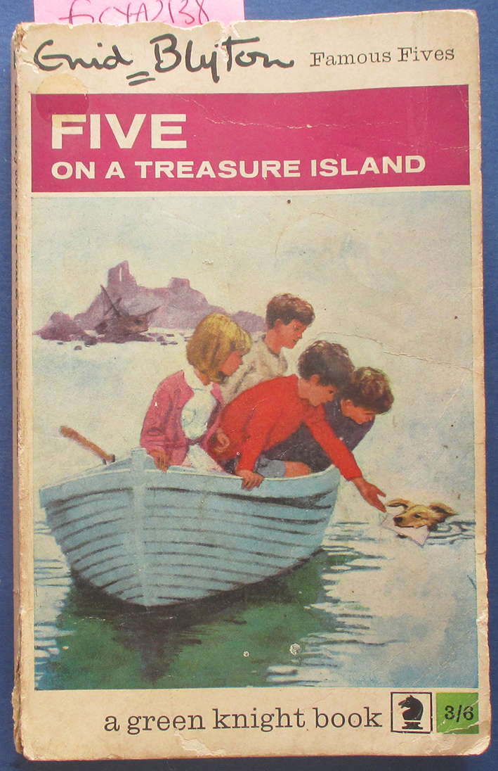 Image for Five On a Treasure Island: The Famous Five (#1)