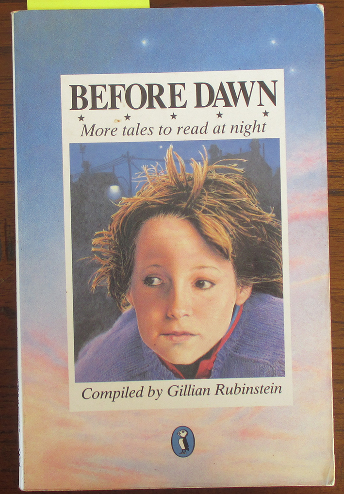 Image for Before Dawn: More Tales to Read at Night