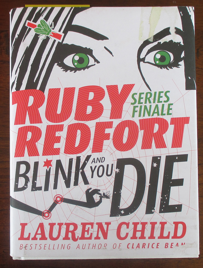 Image for Blink and You Die: Ruby Redfort #6