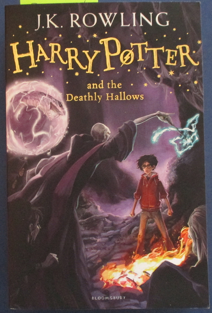 Image for Harry Potter and the Deathly Hallows: Book #7
