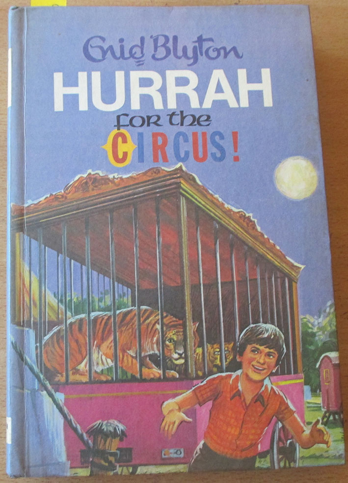 Image for Hurrah For the Circus