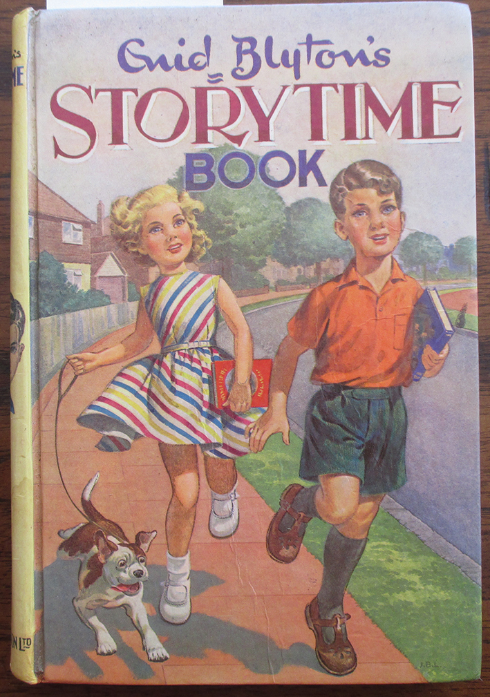 Image for Storytime Book (Enid Blyton's)