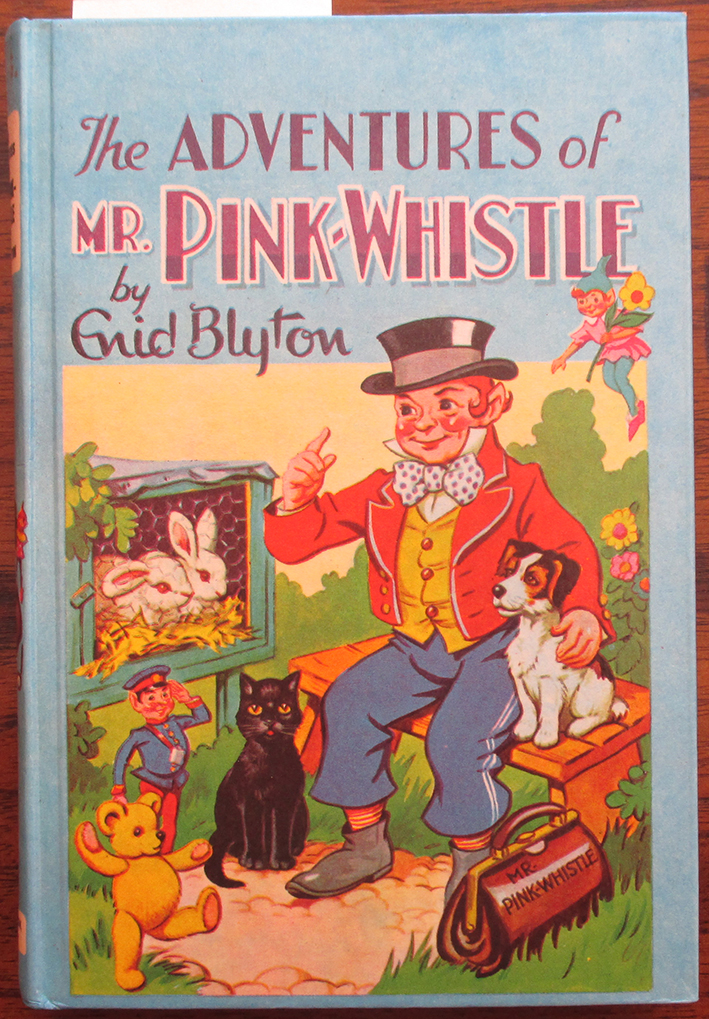 Image for Adventures of Mr. Pink-Whistle, The