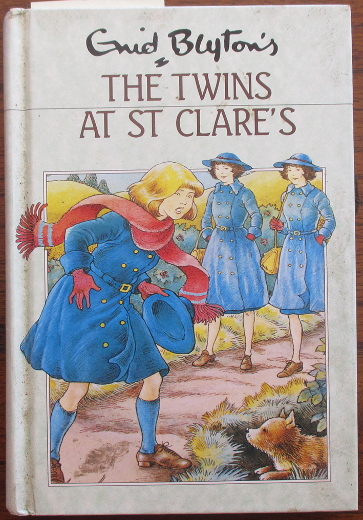 Image for Twins at St Clare's, The