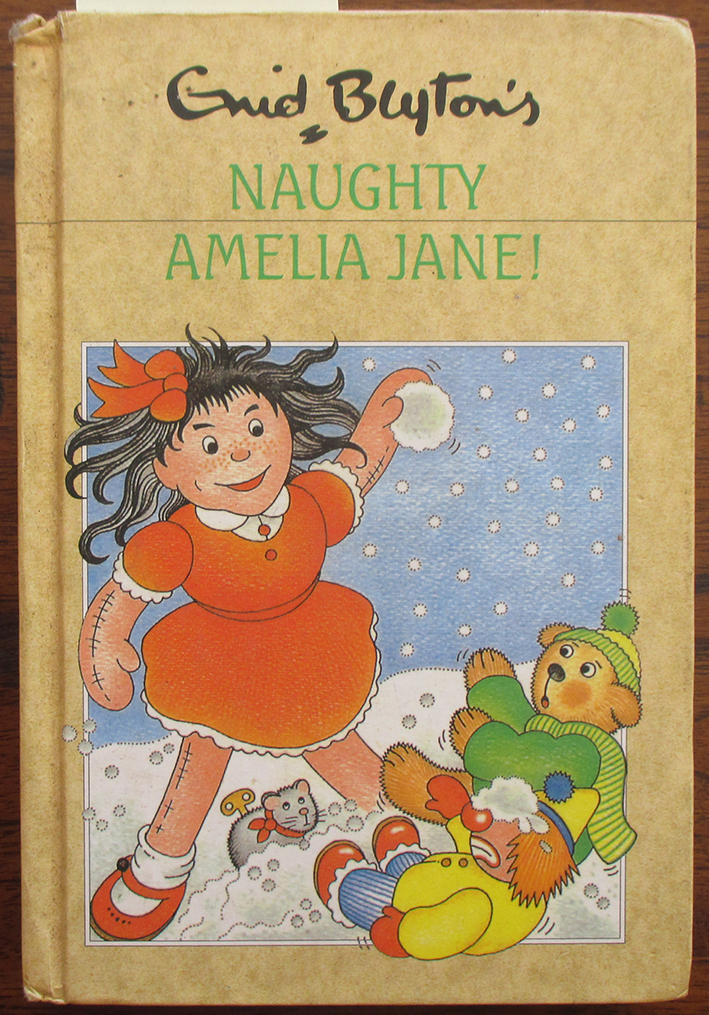 Image for Naughty Amelia Jane!