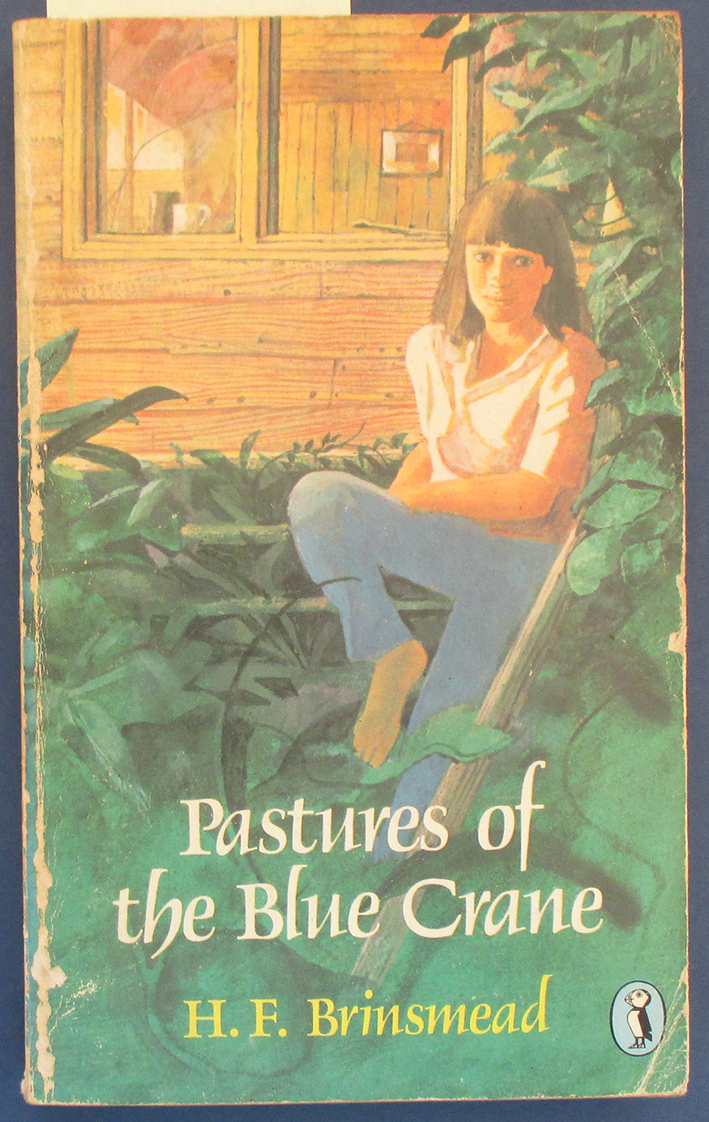 Image for Pastures of the Blue Crane