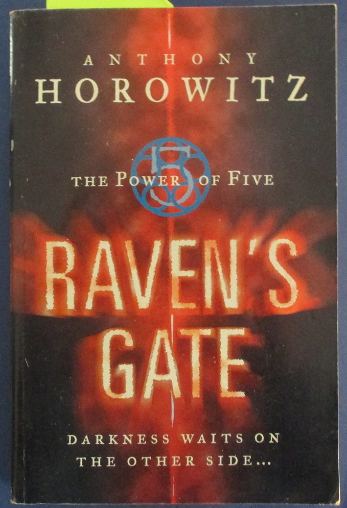 Image for Raven's Gate: The Power of Five (Book 1)