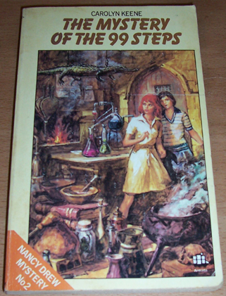Image for Mystery of the 99 Steps, The (Nancy Drew No. 2)
