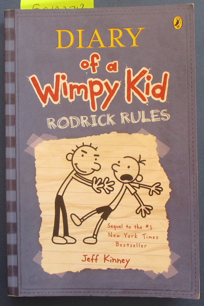 Image for Rodrick Rules: Diary of a Wimpy Kid #2