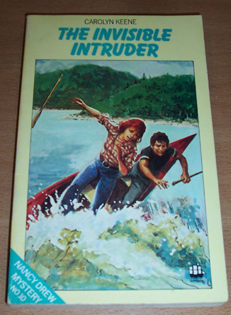 Image for Invisible Intruder, The (Nancy Drew No. 10)