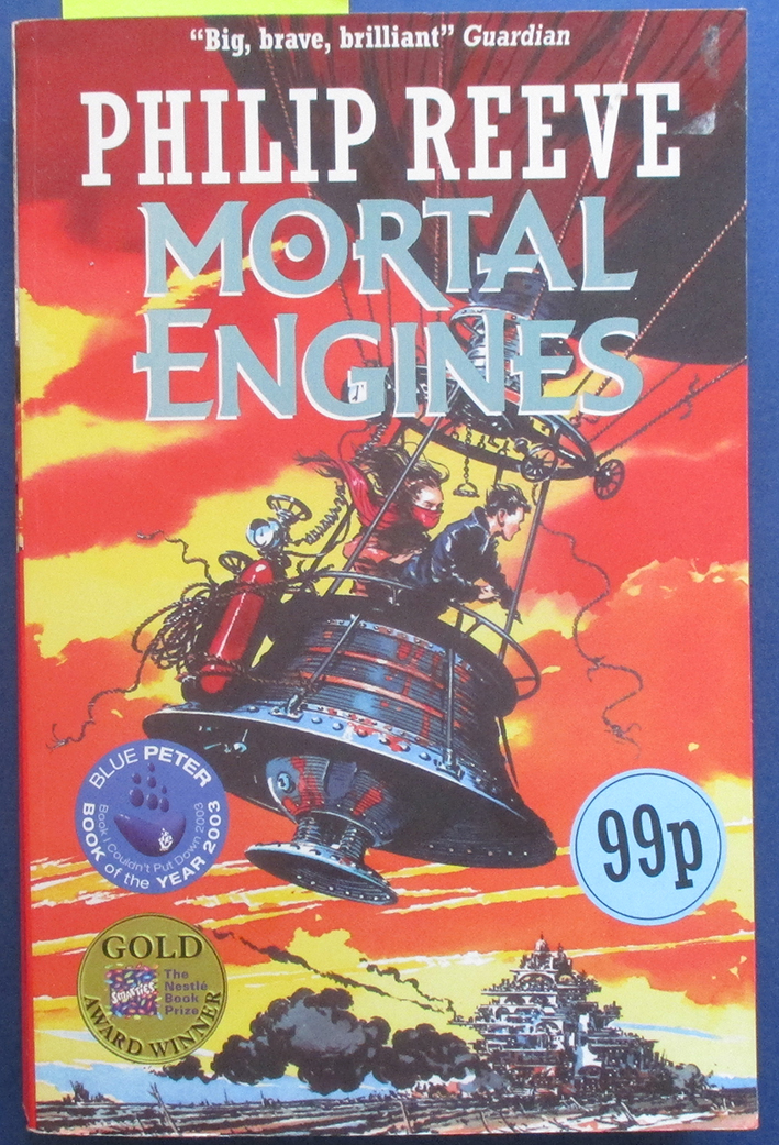 Image for Mortal Engines: The Mortal Engines (#1)
