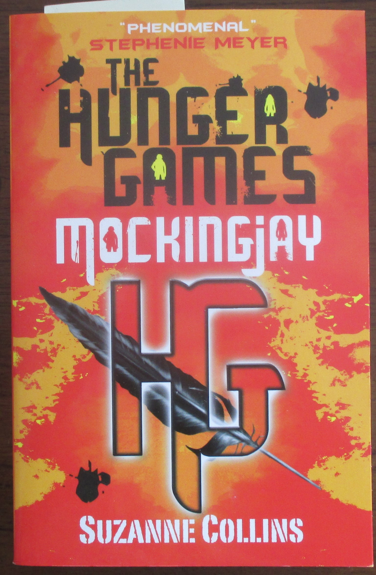 Image for Mockingjay: The Hunger Games (Book #3)