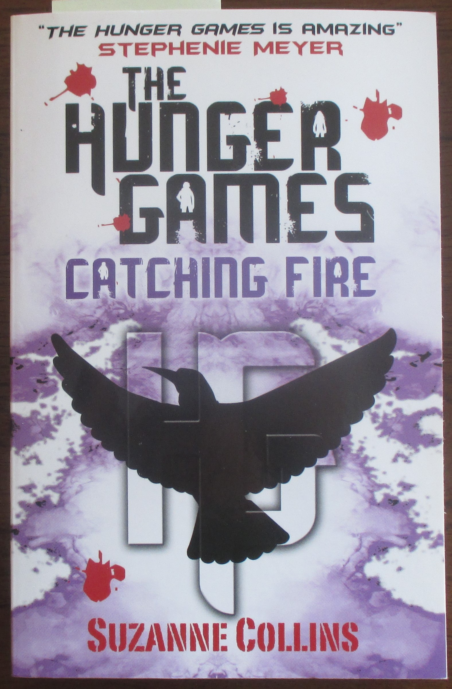 Image for Catching Fire: The Hunger Games (Book #2)