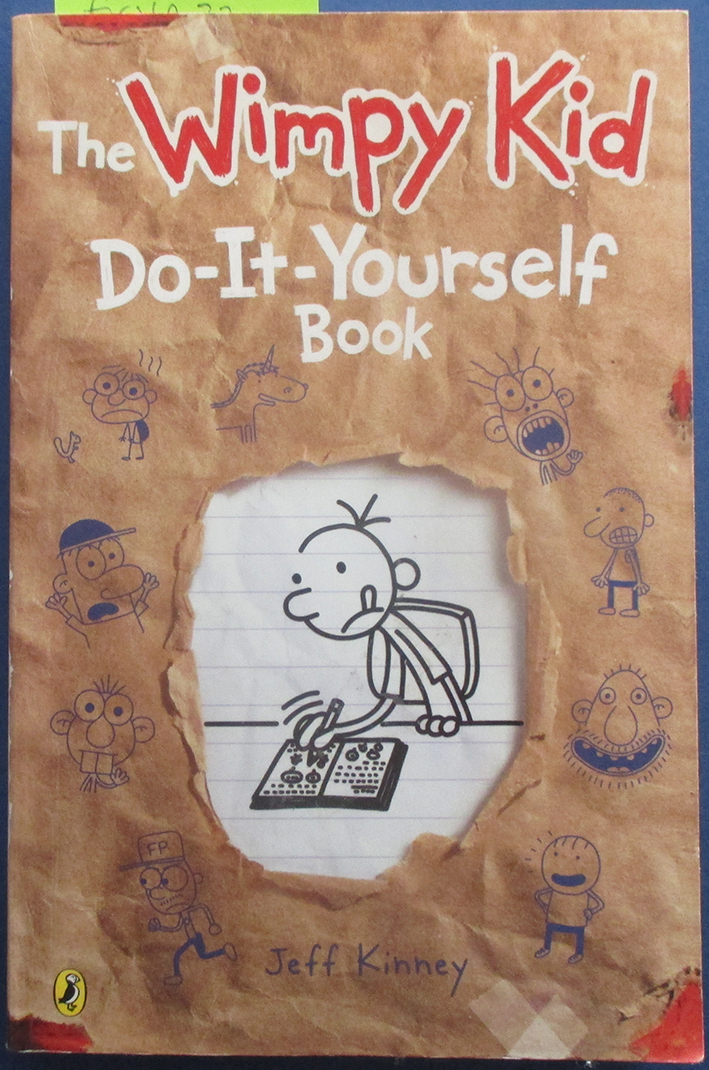 Image for Wimpy Kid, The: Do-It-Yourself Book