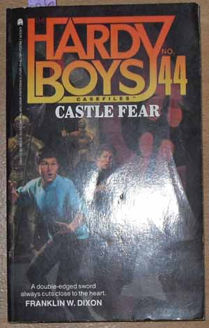 Image for Castle Fear: The Hardy Boys Series #44