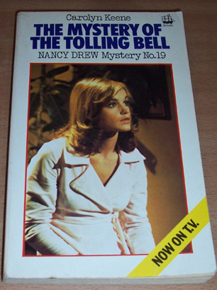 Image for Mystery of the Tolling Bell, The (Nancy Drew No. 19)