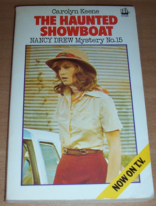 Image for Haunted Showboat, The (Nancy Drew No. 15)