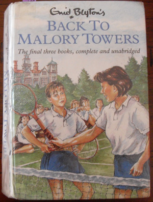 Image for Back to Malory Towers