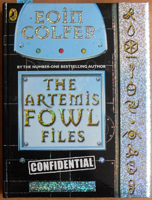 Image for Artemis Fowl Files, The