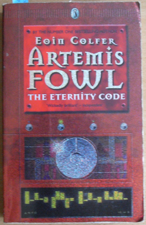 Image for Artemis Fowl: The Eternity Code