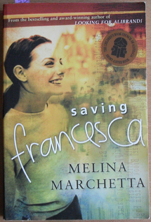 Image for Saving Francesca